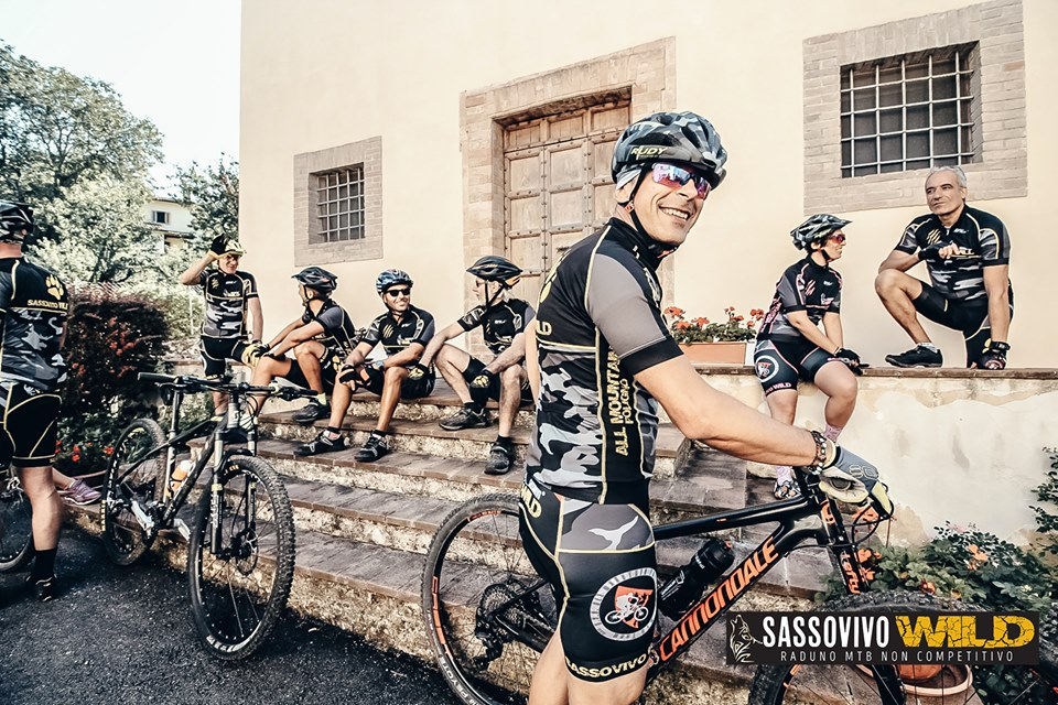 Percorso mountain bike MTB Casale di Scopoli 1