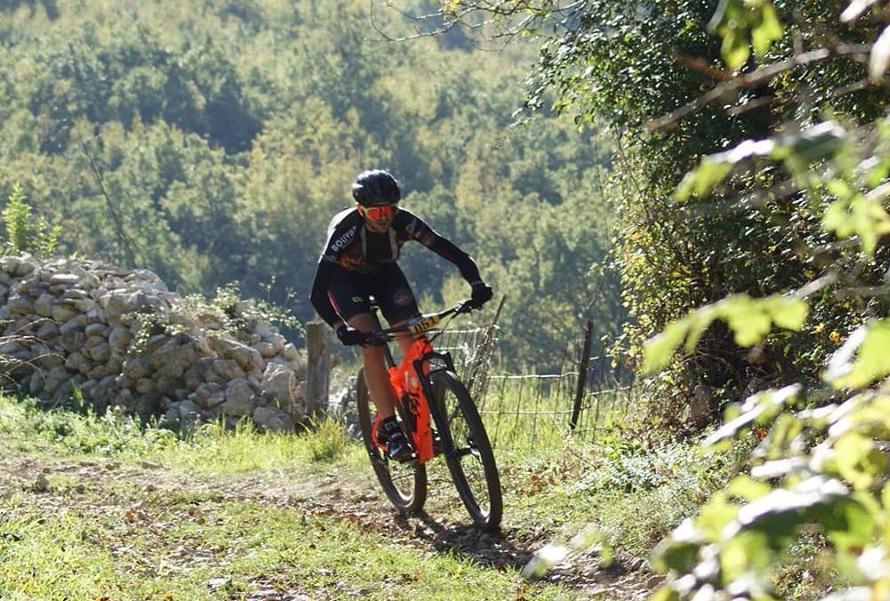 Percorso mountain bike MTB Casale di Scopoli 4