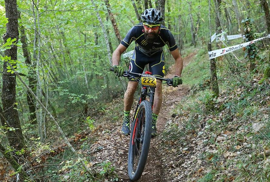Percorso mountain bike MTB Casale di Scopoli 5