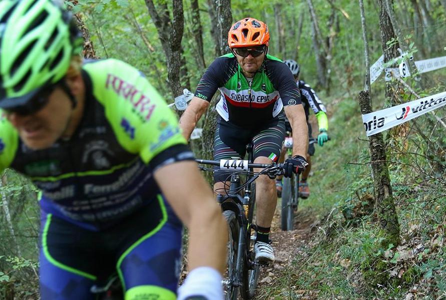 Percorso mountain bike MTB Casale di Scopoli 6