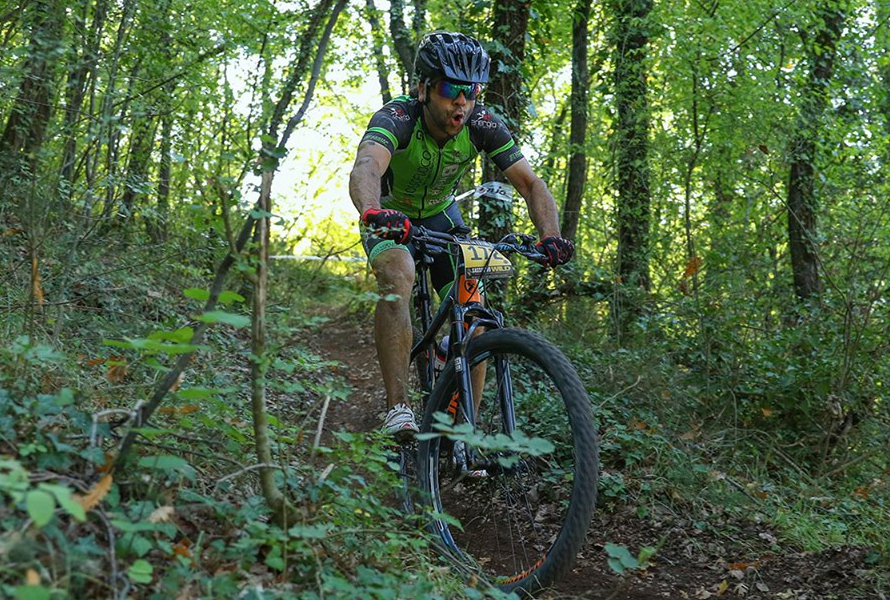 Percorso mountain bike MTB Casale di Scopoli 7