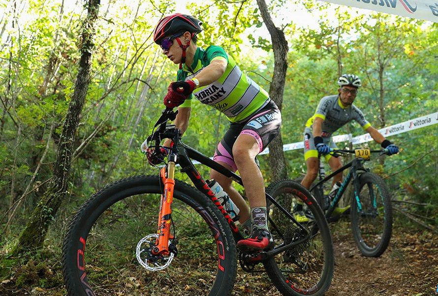 Percorso mountain bike MTB Casale di Scopoli 9